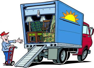 moving isn t easy what it really costs to move holmes in toronto rh holmesintoronto com moving van clipart images cartoon moving van clipart